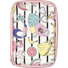 Kookie Paradise Pals Hardtop Moulded Pencil Case