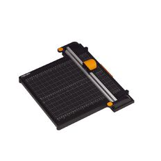 Fiskars A4 30cm Recycled Rotary Paper Trimmer Black