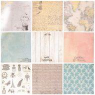 Uniti Vintage Paper Pad 12in x 12in