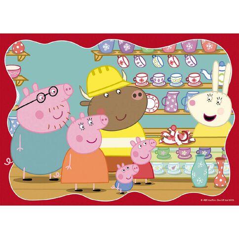 Peppa Pig Frame Tray 35 Piece Assorted