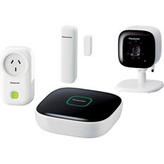 Panasonic Home Monitoring & Safety Kit White