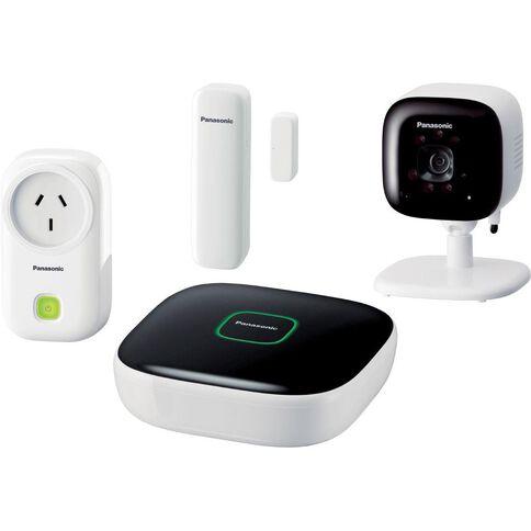 Panasonic Home Monitoring & Safety Kit White