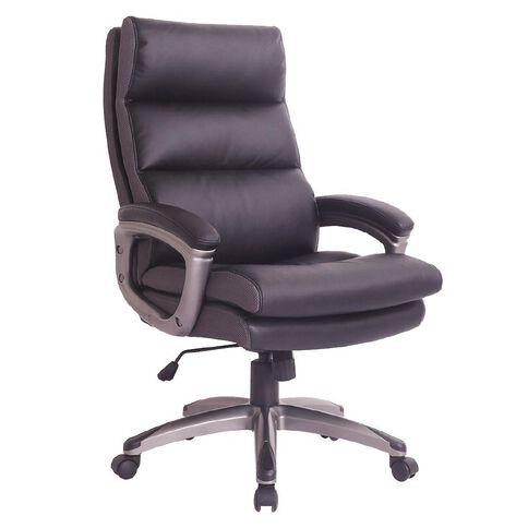 Workspace Jefferson Chair Black