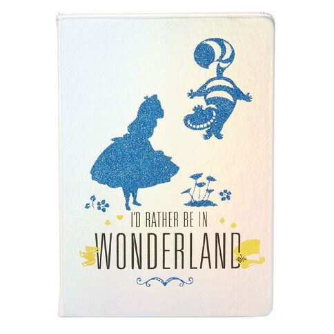 Disney Classics Back To Campus PU Notebook A5