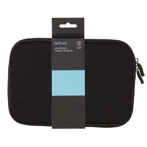 Tech.Inc 7 inch Tablet Sleeve Black