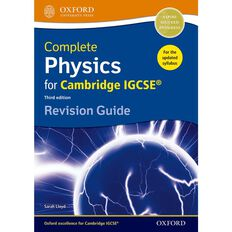 Igcse Year 11 Physics Revision Guide