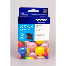 Brother Ink LC77XL Cyan (1200 Pages)
