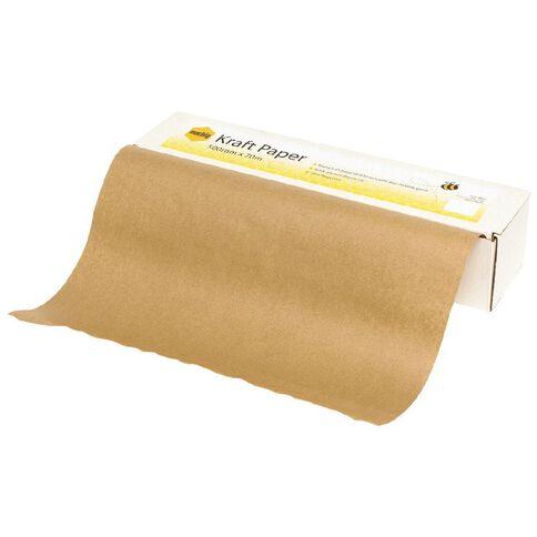 Marbig Kraft Paper Roll 75gsm 500mm x 70m