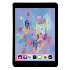 Apple iPad Wi-Fi 32GB Space (6th Gen) Grey
