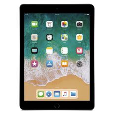 Apple iPad Wi-Fi 128GB Space (6th Gen) Grey