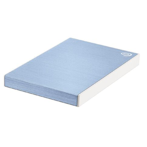 Seagate 2TB Backup Plus Slim Blue