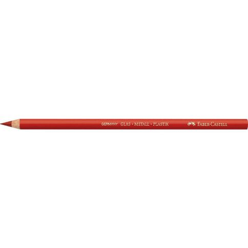Faber-Castell Universal Pencil Red