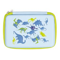 Kookie Dinosaur Hardtop Pencil Case Moulded