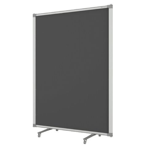 Boyd Visuals Free Standing Partition 1200H Grey