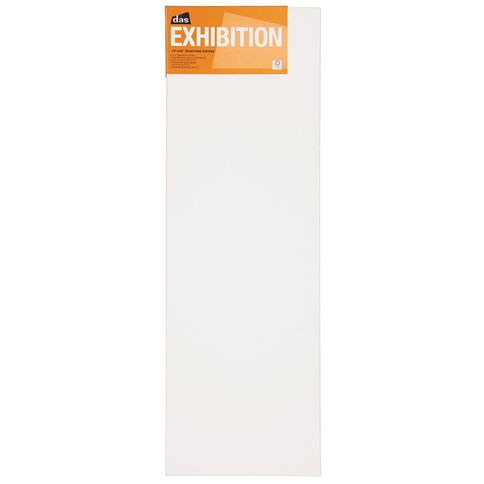 DAS 1.5 Exhibition Canvas 10 x 30in