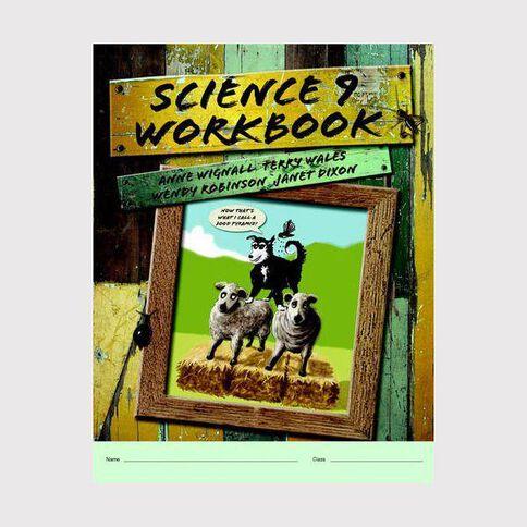 Year 9 Science 9 Workbook