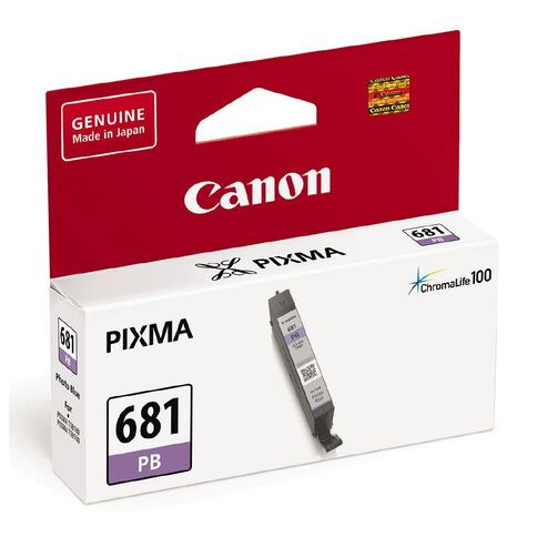 Canon CLI-681 Ink Photo Blue