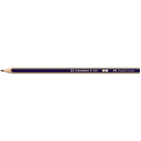 Faber-Castell Pencil Goldfaber B Loose Black