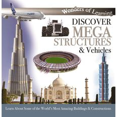 Wonders of Learning Discover Megastructures