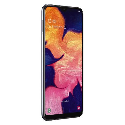Warehouse Mobile Samsung Galaxy A10 Black