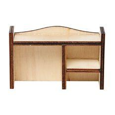 Uniti DIY Wood Mini Desk