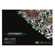 Winsor & Newton Marker Paper Pad Bleedproof A3 50 Sheets A3