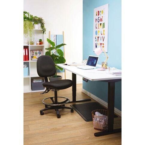 Chair Solutions Aspen Tech Midback Chair Black Black