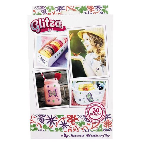 Glitza 50 Designs Assorted