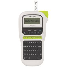 Brother Label Maker P-Touch Pth110 White