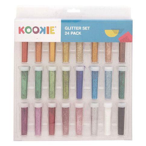 Kookie Glitter Set 24 Pack