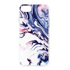 Positivity Iphone 6/7/8 Case Swirl Blue