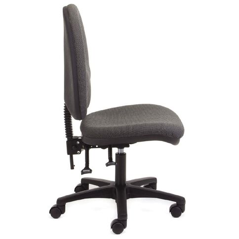 Chair Solutions Aspen Highback Chair Clarity Grey