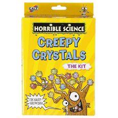 Galt Horrible Science Creepy Crystals