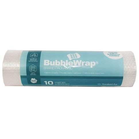 Sealed Air Recycled Bubble Wrap 500Mm X 10M
