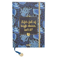 Disney 2020 Diary Day to Page Ursula A5