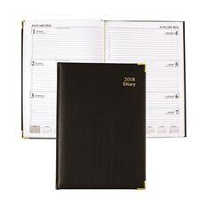 Dats 2018 Diary Wtv Exec Black A4