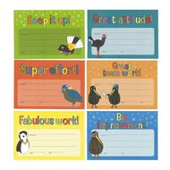 Learning Tool Box Reward Certificates A5 Assorted 30 Pack