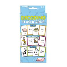 Junior Learning Junior Learning Decoding Flashcards