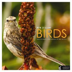 John Sands 2020 Compact Calendars New Zealand Birds
