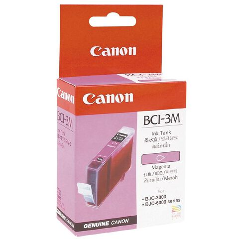 Canon Ink BCI3E Magenta (430 Pages)
