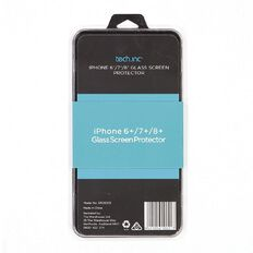 Tech.Inc iPhone 6+/7+/8+ Glass Screen Protector