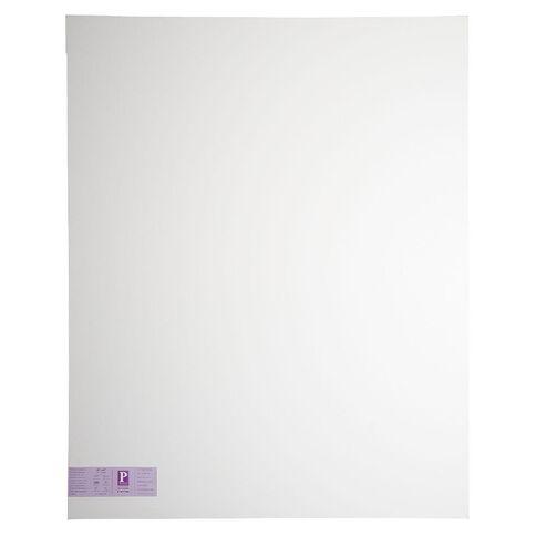 DAS Professional 1.5 Heavy Duty Canvas 48 x 60 White