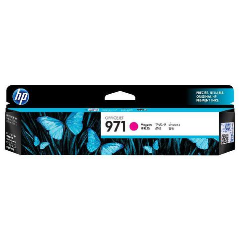 HP Ink 971 Magenta (2500 Pages)