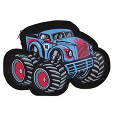 Pencil Case Monster Truck Novelty