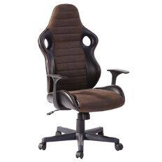 Workspace Lincoln Chair Brown