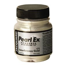 Jacquard Pearl Ex 14g Interference Gold
