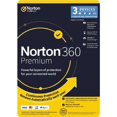Norton 360 Premium 3 Device 12 Months