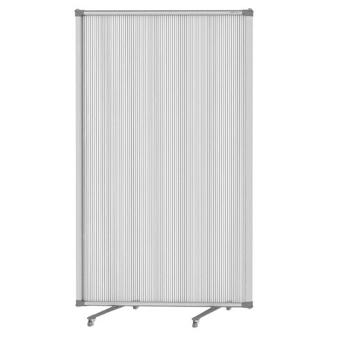 Boyd Visuals Free Standing Partition 1500H Polycarbonate