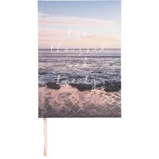 Modena 2020 Diary Day to Page Case Bound Beachy Babe A5