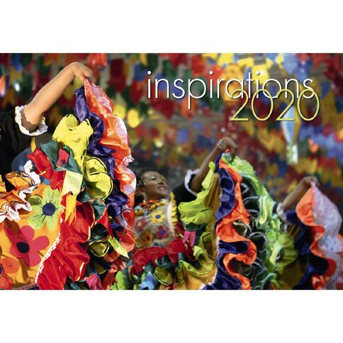 Calendar 2020 Inspirations Booklet